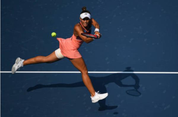 Monica Puig Luxembourg Open