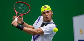 Denis Shapovalov Stockholm Open
