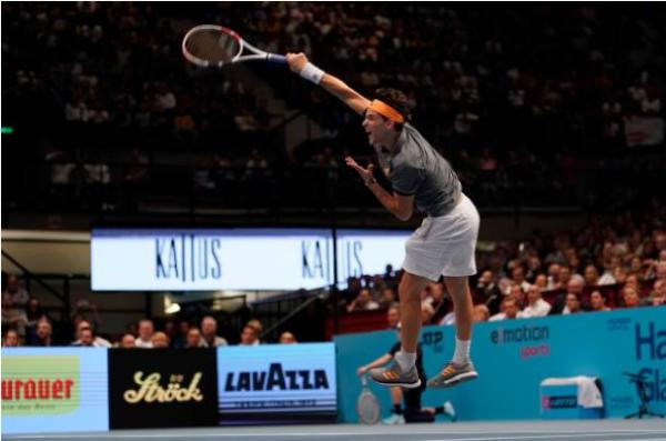 Dominic Thiem Vienna Open