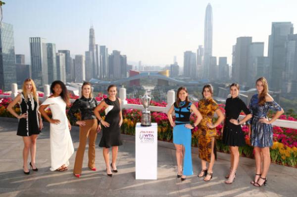 2019 WTA Finals Shenzhen