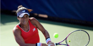 Heather Watson Tianjin Open