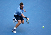 Stan Wawrinka European Open