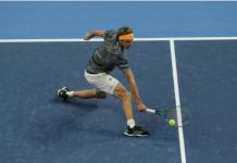 Alexander Zverev Swiss Indoors