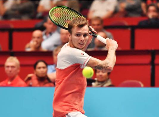 Alexander Bublik Davis Cup Finals