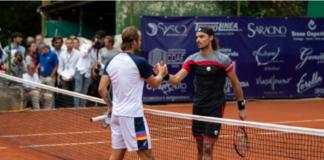 Andrea Collarini and Andrej Martin ATP Challenger Tour