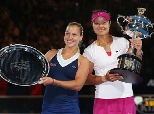 Dominika Cibulkova Australian Open 2014