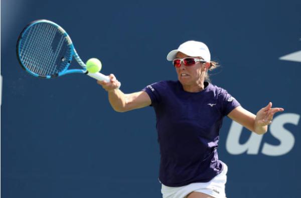Kirsten Flipkens WTA Houston Challenger