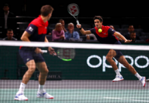 Nicolas Mahut and Pierre-Hugues Herbert Davis Cup Finals
