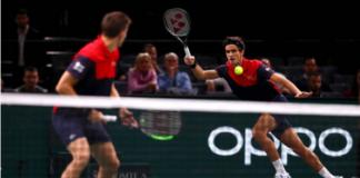 Nicolas Mahut and Pierre-Hugues Herbert Davis Cup Finals