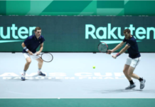 Jamie Murray and Neal Skupski Davis Cup Finals