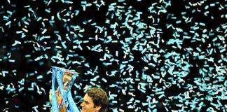 ATP Finals Roger Federer