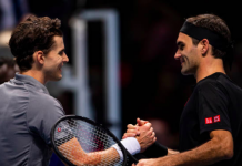 Roger Federer Dominic Thiem ATP Finals