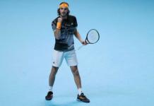 ATP Finals Stefanos Tsitsipas
