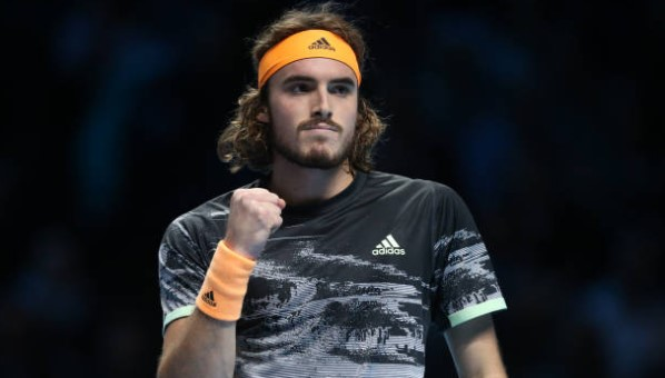 Nitto ATP Finals Stefanos Tsitsipas