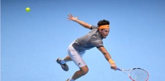 Dominic Thiem ATP Finals in London