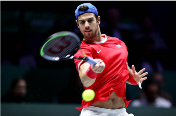 Karen Khachanov Mubadala World Tennis Championship