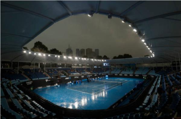 Australian Open qualifying