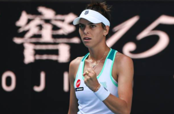 Ajla Tomljanovic Australian Open