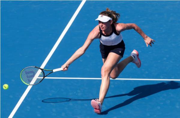 Ekaterina Alexandrova Shenzhen Open quarterfinals