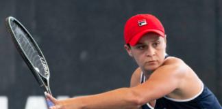 Ashleigh Barty Australian Open Day 1