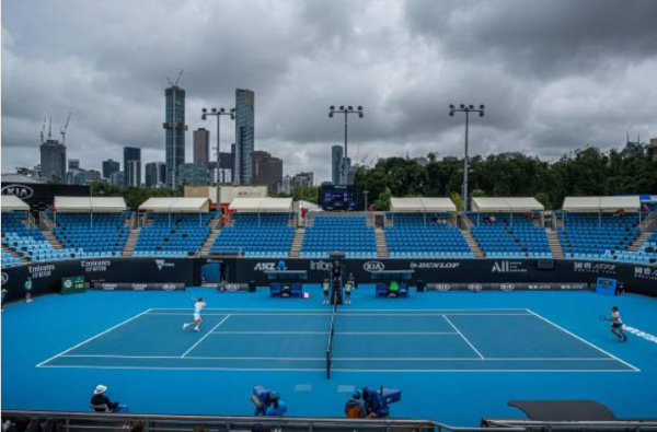 Australian Open qualifying day three