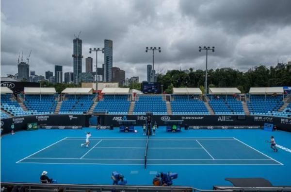 Australian Open qualifying day three