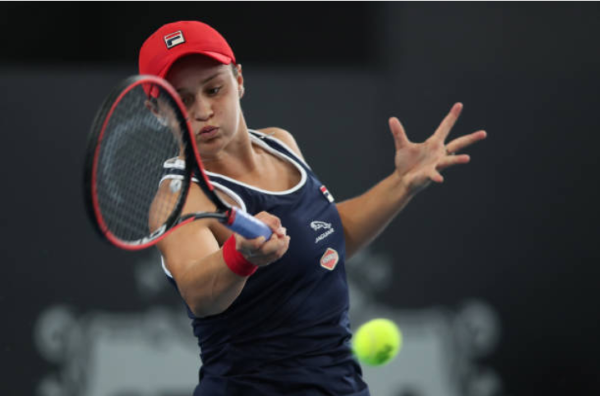 Ashleigh Barty Adelaide International