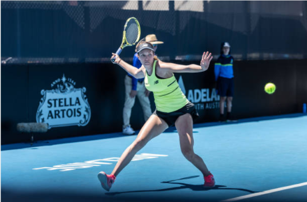 Danielle Collins Adelaide International