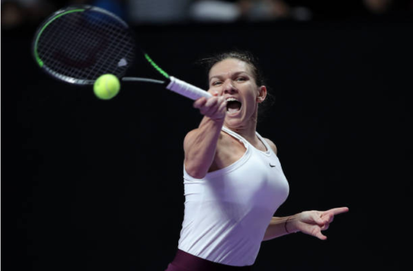 Simona Halep Adelaide International