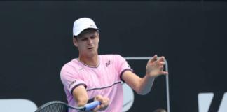 Hubert Hurkacz Auckland Open