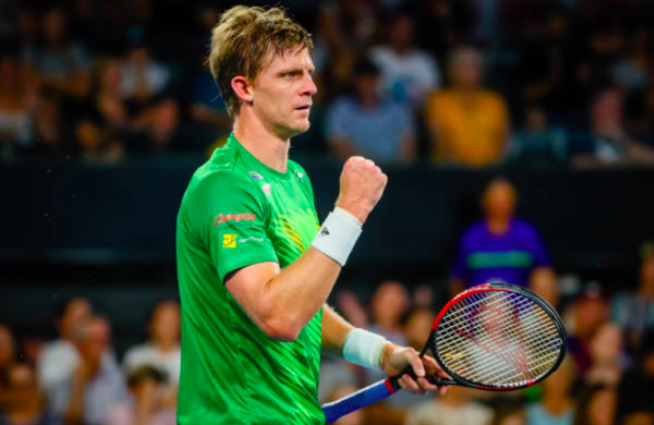 Kevin Anderson ATP Cup
