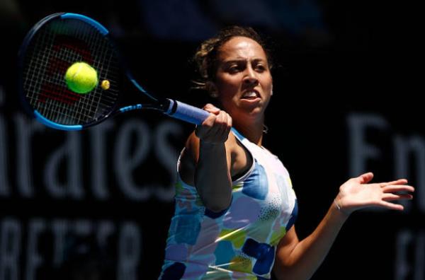 Madison Keys Australian Open day three