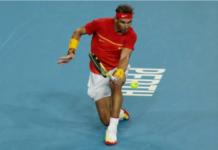 Rafael Nadal ATP Cup day six