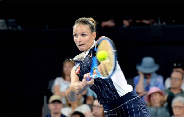 Karolina Pliskova Brisbane International