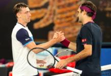 Roger Federer vs John Millman 2020 Australian Open