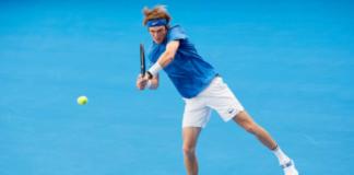 Andrey Rublev Qatar Open