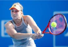 Elena Rybakina Shenzhen Open