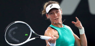 Sam Stosur Brisbane International