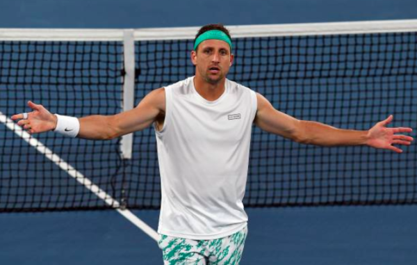 Tennys Sandgren Australian Open