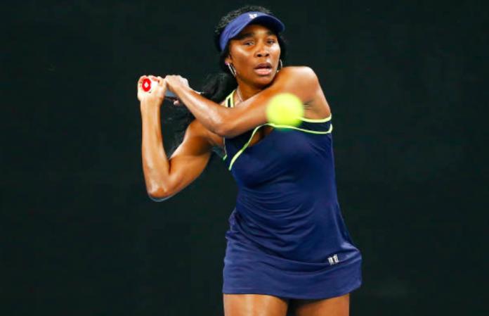 Venus Williams Australian Open Day 1