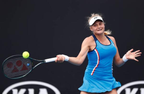 Dayana Yastremska Australian Open day three