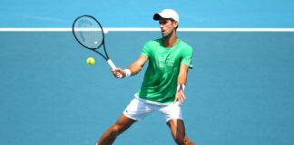 Novak Djokovic vs Jan-Lennard Struff