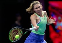 Ekaterina Alexandrova at the Qatar Open