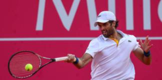 Pablo Andujar at the Rio Open