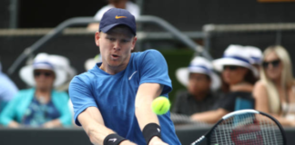 Kyle Edmund at the New York Open