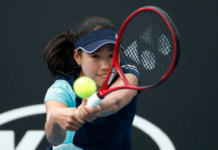 Nao Hibino at the Thailand Open