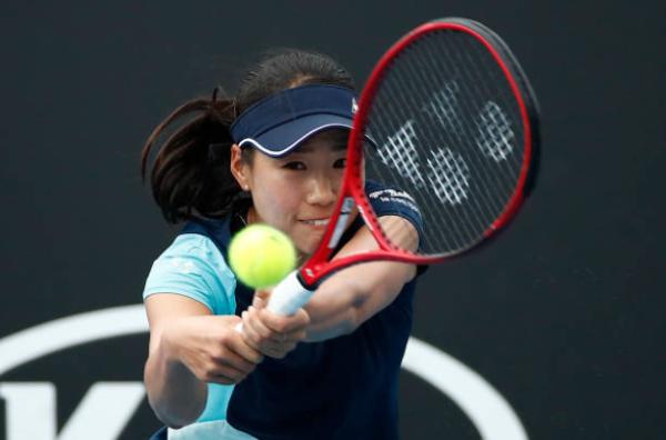 Nao Hibino at the Thailand Open