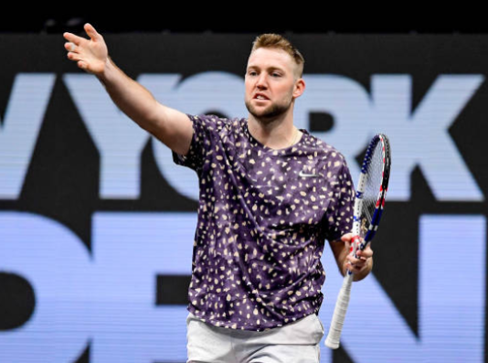 Jack Sock has been awarded a wild card at the Delray Beach Open
