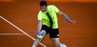 Pedro Martinez at the Rio Open