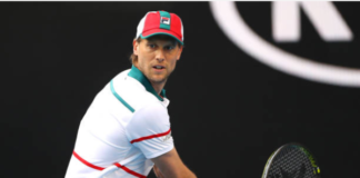 Andreas Seppi at the New York Open